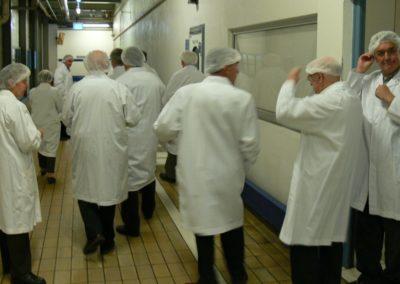 Bourgogne usine Nestlé Dijon
