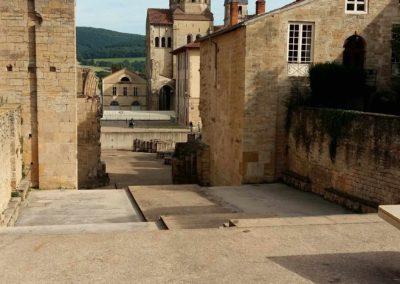 Cluny Bourgogne sud